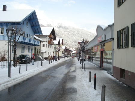 Things to do in St Anton - Main street St Anton