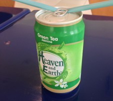Heaven and Earth Green Tea – Jasmin