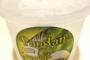 What is this? – Pandan Coconut