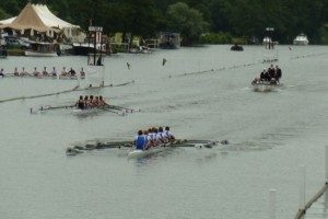 Henley Royal Regatta (HRR) and Newcastle University Boat Club (NUBC)