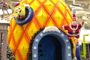 Singapore Airport Christmas Decorations – why?