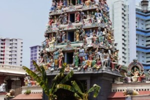 Trip to Singapore…  Sri Mariamman Temple, South Bridge Street, Singapore