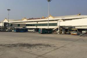 Mandalay International Airport (MDL), Myanmar (Burma)