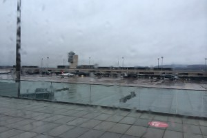 Zurich airport – Wifi and the Observation Deck