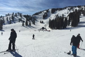 Day 6: Skiing Solitude, Utah – first impressions