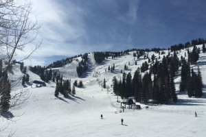 Day 6: Skiing Solitude, Utah – summary