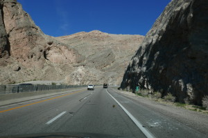 The drive from Las Vegas, Nevada, to Park City, Utah – part 2 of 2