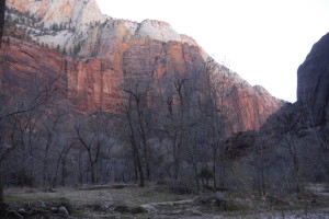 The Riverside Walk – Zion National Park, Utah