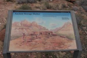 The Archeology Trail – Zion National Park, Utah