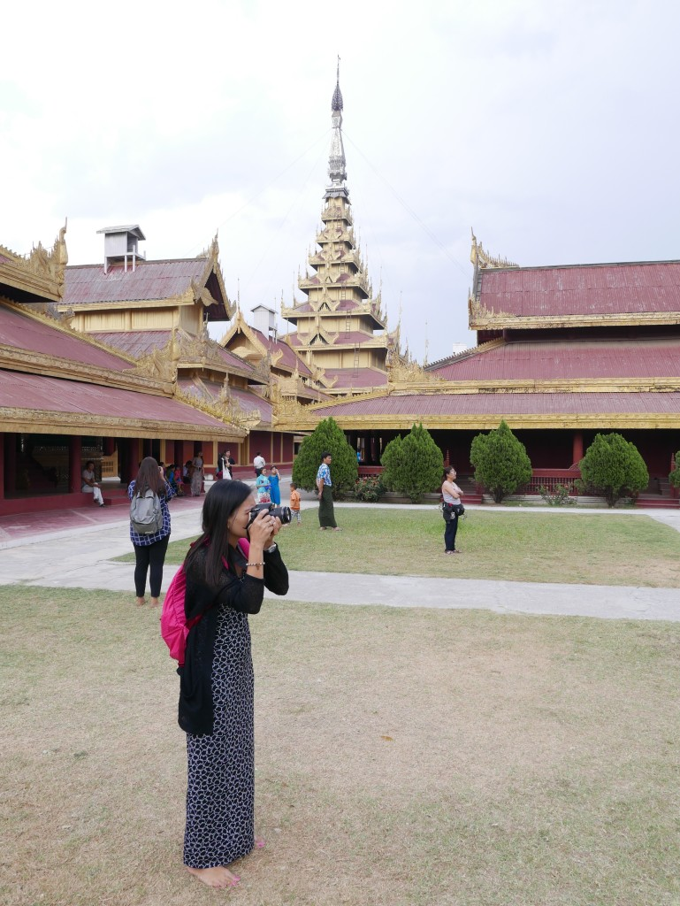 Mandalay Grand Royal Palace