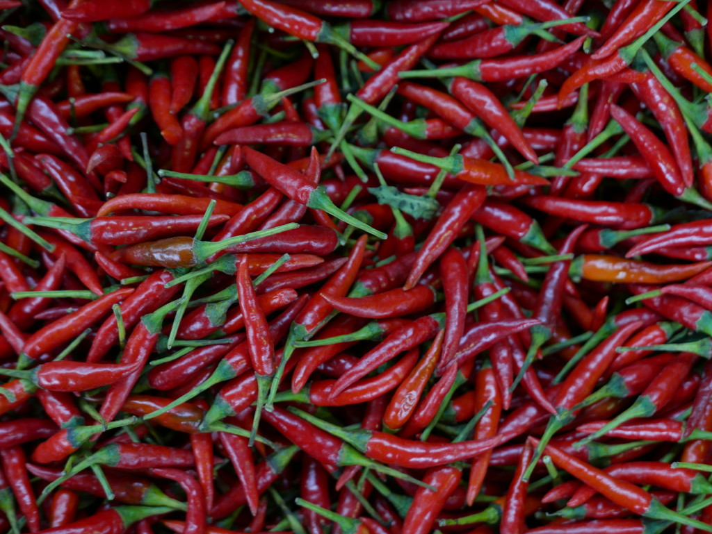 Chillies at Bestmart