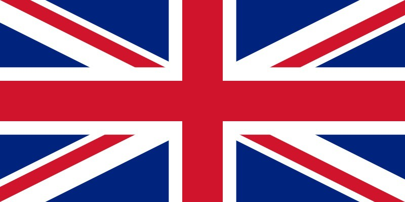 The British Flag - the Union Flag the incorrect way up - this means you are in distress and need help