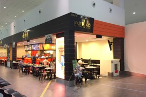 Stuck post-security at KLIA2? Looking for food? Try Uncle Lim's (if you can find it…)