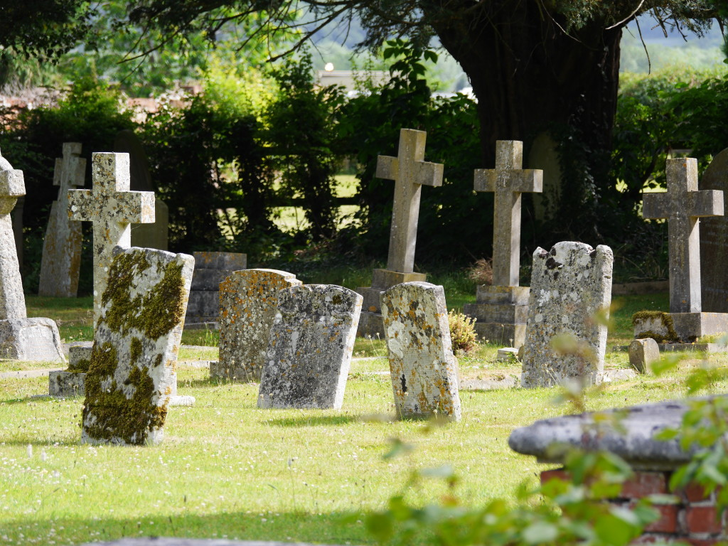Graveyard - Remenham Church