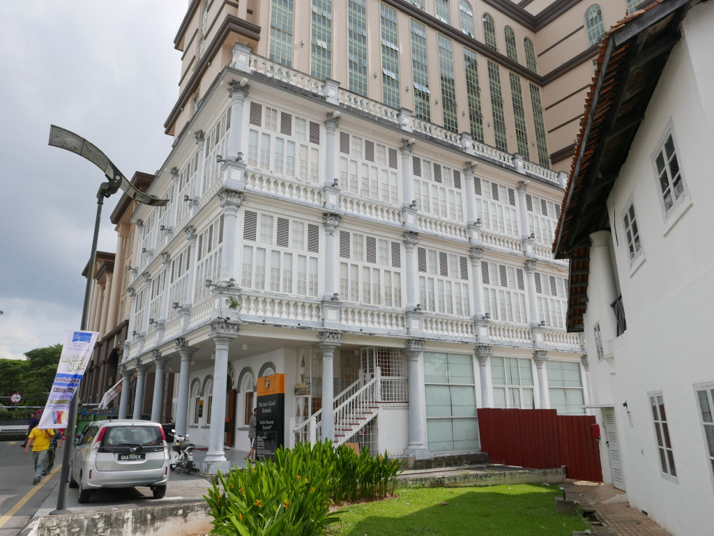 Colonial Buildings Kuching