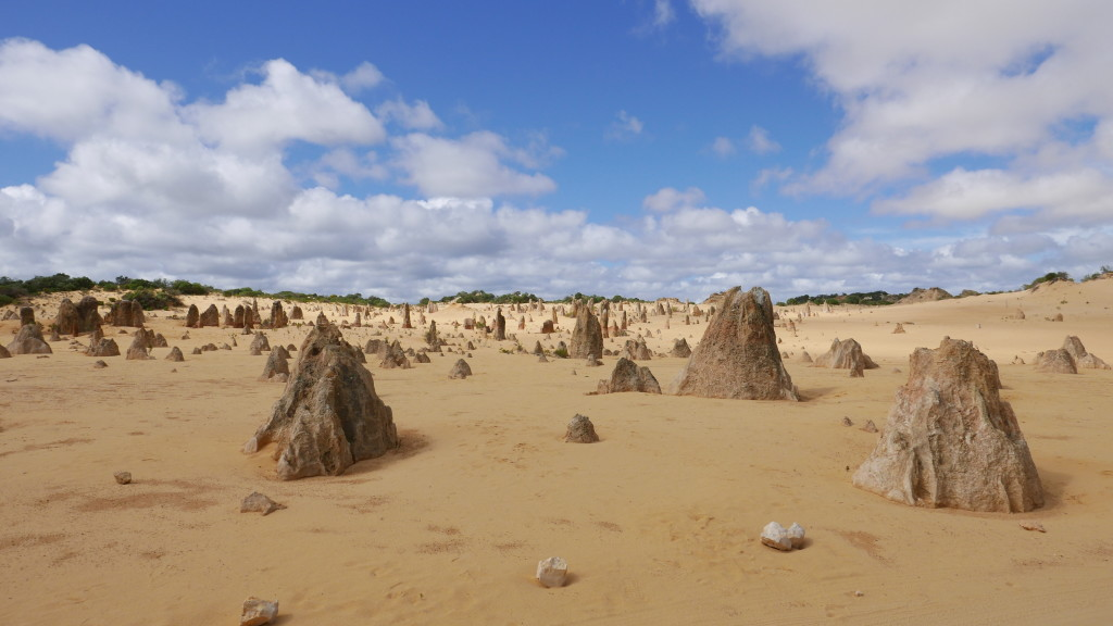Pinnacles Desert Nambung National Park