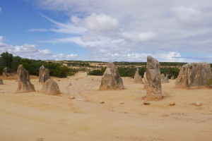 Pinnacles Desert, Nambung National Park, Cervantes WA 6511, Australia – post 1 of 2