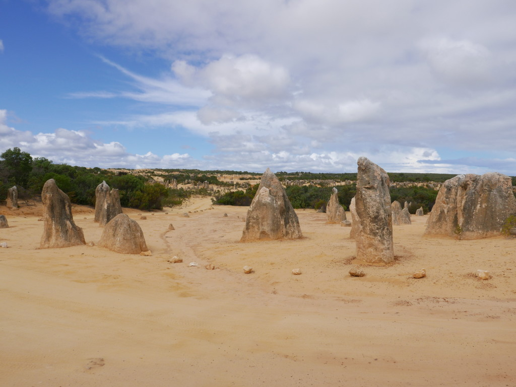Pinnacles Desert, Nambung National Park, Cervantes