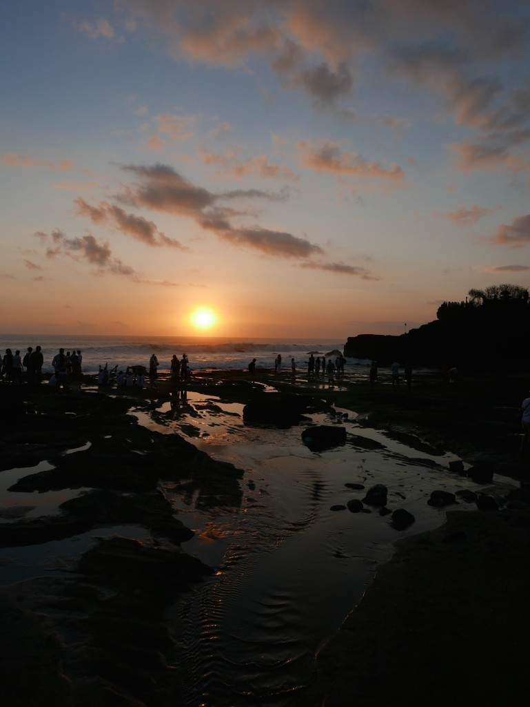 And the sun sets for another day - Tanah Lot Bali