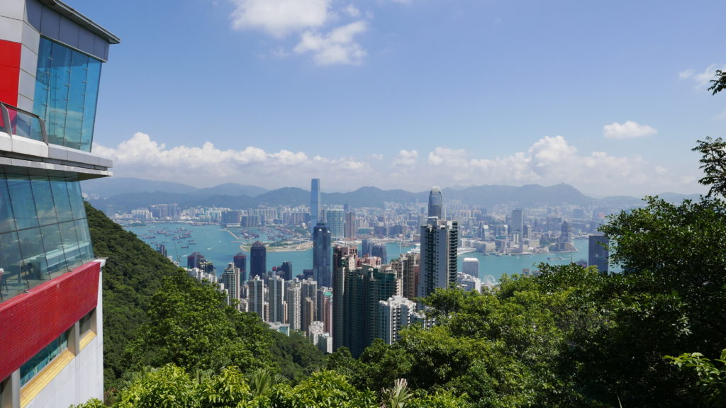 Victoria Peak - Hong Kong Summary
