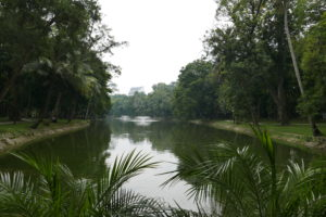 The Botanical Gardens, Hanoi, Vietnam