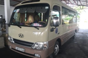Next Stop – Ha Long Bay, Vietnam – the bus transfer