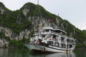 Glory Cruise Boats, Ha Long Bay, Vietnam