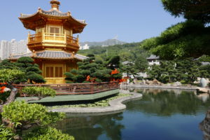 Nan Lin Gardens, Diamond Hill, Hong Kong