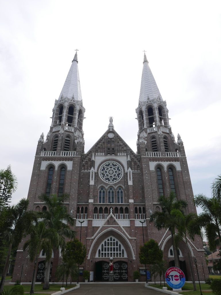 St Marys cathedral yangon