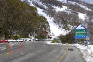 Getting to Falls Creek Ski Area, Australia from the UK