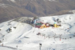 Skiing New Zealand: Cardrona