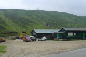 The Lecht to Glenshee ski area, Scotland