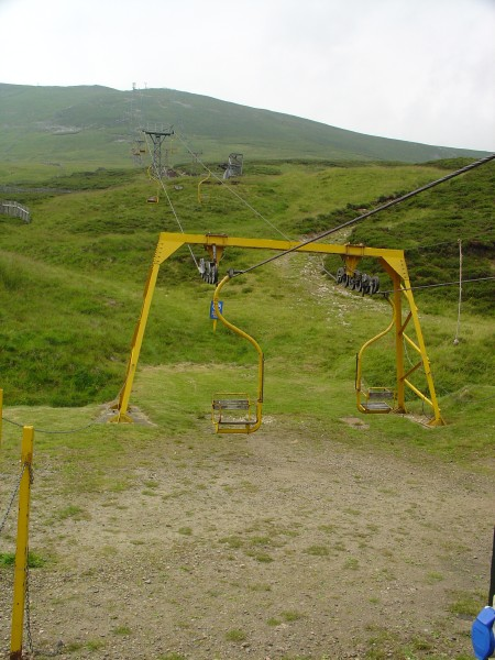The Glenshee Ski Area - one of the lifts (maybe this is one the that the chairlift.org would be interested in