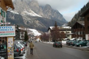 Day 5: Skiing in Corvara, Italy – exploring Corvara