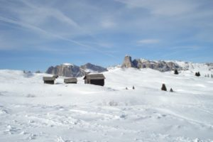 Day 3: More on skiing Corvara (Alta Badia), Italy