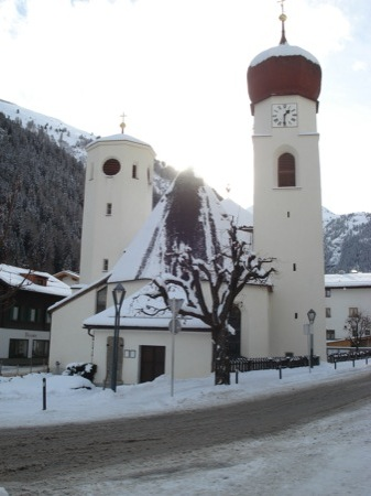 Things to do in St Anton - St Anton church