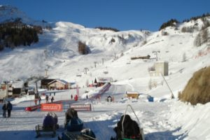 Day 3: Skiing and tea – Courmayeur, Italy