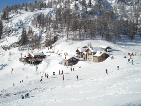 Boxing Day Skiing Courmayeur Italy