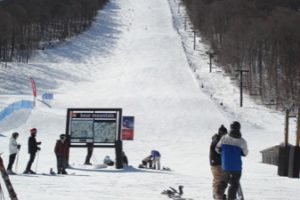 Three days skiing Killington, Vermount, USA