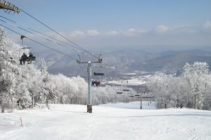 Emergency ski trip: Killington, Vermont (VT), USA